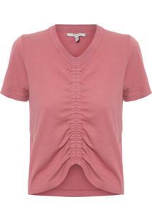 Camiseta Feminina France - Rosa