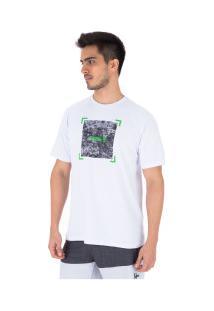 Camiseta Fatal Estampada 22094 - Masculina - Branco