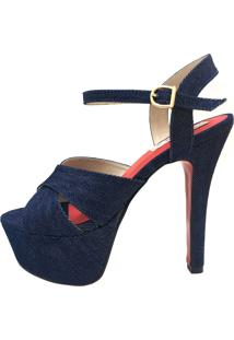Sandália Blume Divine Jeans