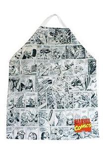 Avental De Cozinha Quadrinhos Comics Marvel
