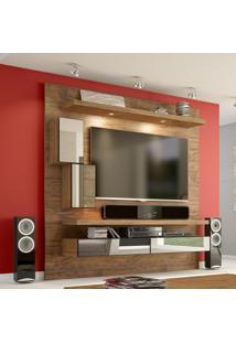 Painel Para Tv 180 Nobre Com Espelho Tb109E - Dalla Costa