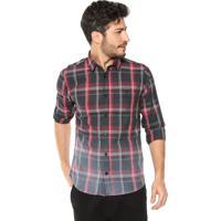 a7dc364fd Camisa Rosa Xadrez masculina | El Hombre