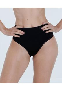 Calcinha Feminina Alta Modeladora Delrio