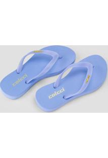 Sandalia Candy Colors Azul