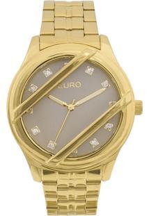 Relógio Euro Strappy Eu2039Jb/4C Feminino - Feminino