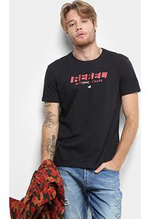 Camiseta Ellus 2Nd Floor Rebel Masculina - Masculino