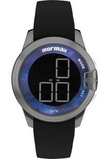 Relógio Mormaii Digital Luau Mo13001D8P Preto - Kanui