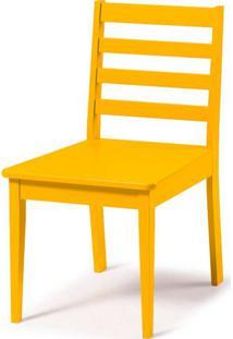 Cadeira Imperial Cor Amarelo - 32509 - Sun House