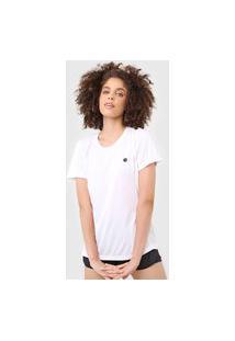 Camiseta Olympikus Glassy Branca