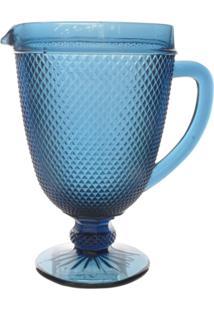 Jarra Bico De Jaca Azul