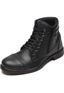Bota Mr. Kitsch Cape Town Up 500 Preta
