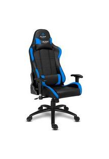 Cadeira Gamer Alpha Gamer Vega, Black Blue