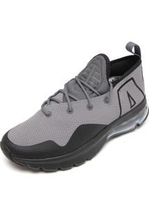 Tênis Nike Sportswear Air Max Flair 50 Cinza/Preto