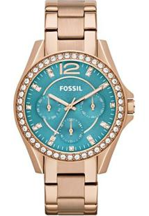Relógio Fossil Feminino Analógico - Feminino