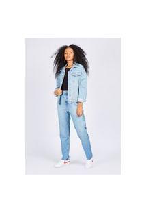Jaqueta Jeans Trad/Retrô Clara Gang Feminino