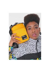 Bolsa Tre 3 Jenny Shoulder Bag Amarela