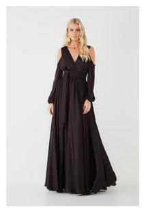 Vestido Longo Lucia