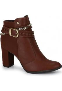 Ankle Boots Mississipi Castanho