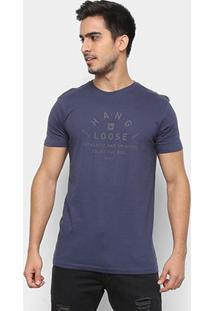 Camiseta Hang Loose Silk Jervis Masculina - Masculino