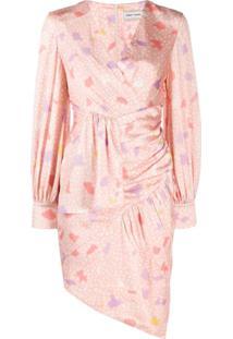 Three Floor Vestido Dame - Rosa