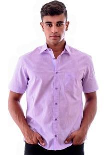 Camisa Amil Patriot Slim Xadrez - Masculino