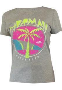 Camiseta Feminina Mormaii - Feminino