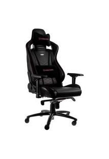 Cadeira Gamer Noblechairs Epic, Black Pink - Nbl-Pu-Pnk-001