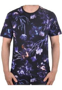 Camiseta Mcd Acqua Floral Masculino - Masculino
