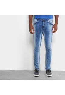 Calça Jeans Skinny Gangster Masculina - Masculino