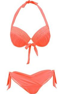 Conjunto De Biquíni Pink