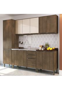 Cozinha Modulada Áustria A2899 - Casamia Elare