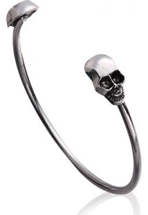 Pulseira Masculina Old Skull