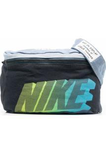 Gallery Dept. Pochete X Nike Com Recorte Jeans - Azul