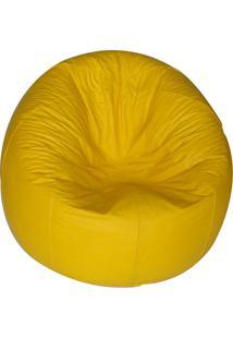 Puff Redondo Pop - Stay Puff - Amarelo