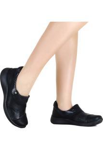 Sapato Sem Cadarço Piccadilly Anabela
