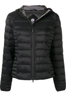 Canada Goose Slim Fit Padded Jacket - Preto