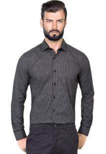 Camisa Estampada Hugo Rossi - Masculino