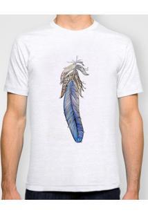 Camiseta Nativi Pena Branco