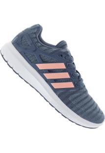 018962a3f ... Tênis Adidas Energy Cloud V - Feminino - Cinza/Azul Esc
