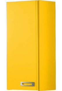 Armário De Banheiro Kenzo Amarelo Maxima