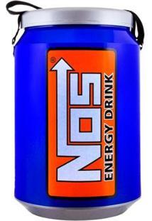 Cooler Térmico 24 Latas Pro Tork Nos Be Fast Or Be Last - Unissex-Azul