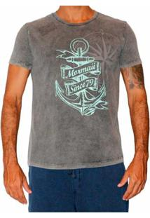 Camiseta Mormaii Destiny Masculino - Masculino