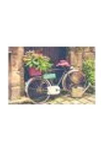 Painel Adesivo De Parede - Bicicleta - 716Png