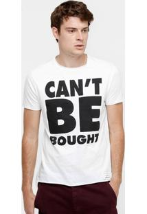 Camiseta Calvin Klein Can'T Be Bought - Masculino
