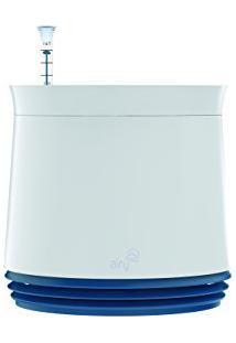 Purificador De Ar Natural - Airy Pot - Sistema De Filtragem Pelas Raízes Das Plantas (Até 20 M²)