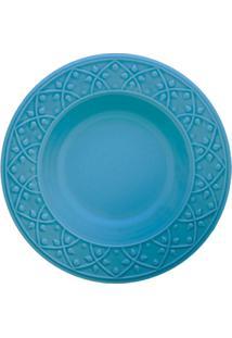 Aparelho De Jantar E Chã¡ 20 Peã§As Mendi Capri - Multicolorido - Dafiti