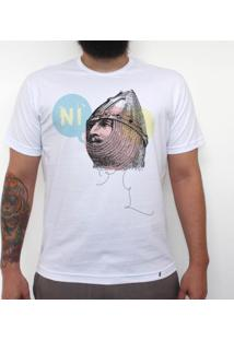 Ni - Camiseta Clássica Masculina