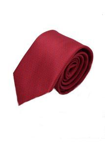 Gravata Horus Vermelha Tradicional 4014