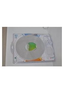 Fita Led Neon Slim 5M 7,5W 110V 3000K Branco Quente Gaya