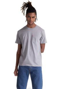 Camiseta Levis Set In Sunset Pocket - L